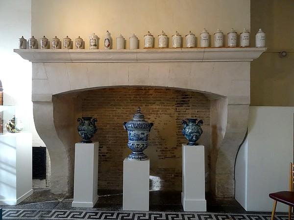 L'apothicairerie de l'Hôtel-Dieu-le-Comte de Troyes