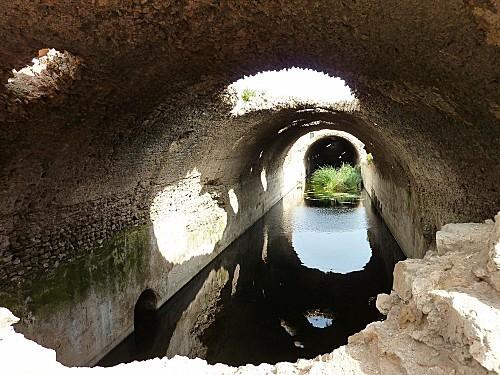 citernes de la Malga près de Carthage (8)