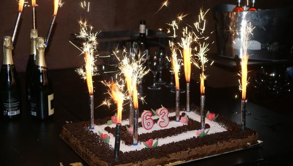 Soirée anniversaire