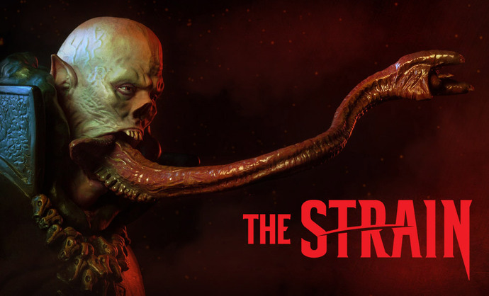 THE STRAIN IS BACK!