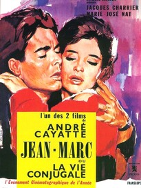 "LA VIE CONJUGALE ""JEAN-MARC"" BOX OFFICE FRANCE 1964"
