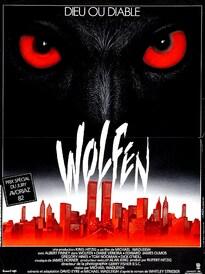 BOX OFFICE FRANCE 1982 WOLFEN