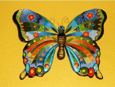 La légende des papillons