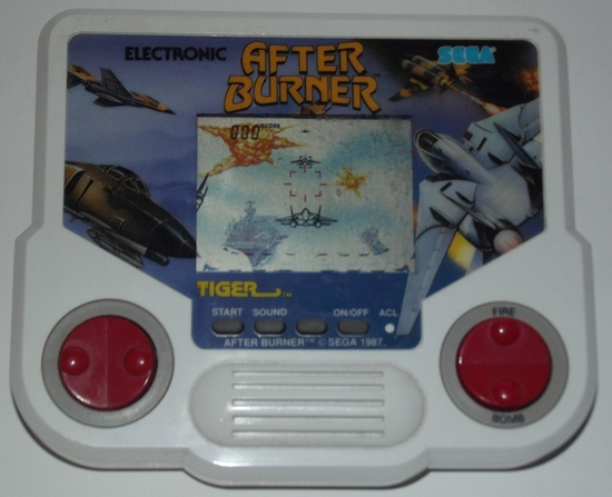 jeux elec tiger after burner