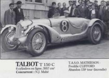 Le Mans 1938 Abandons I