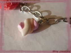 Bracelet haribo (c'est beau la vie! pour les grands et les petits!)