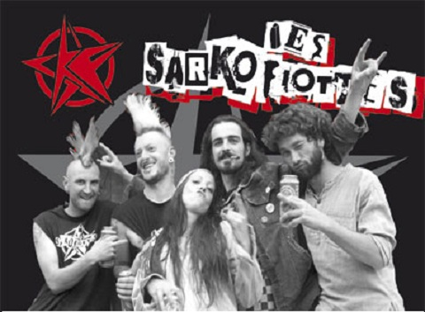 Resistance - Les Sarkofiottes