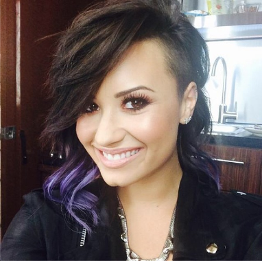 Demi Lovato, la nouvelle égérie de Skechers !