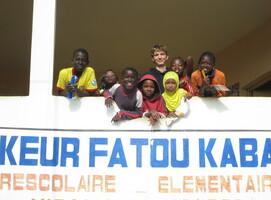 L'école Keur Fatou Kaba aujourd'hui