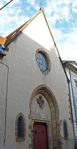 Chapelle Sainte Claire (Moulins)
