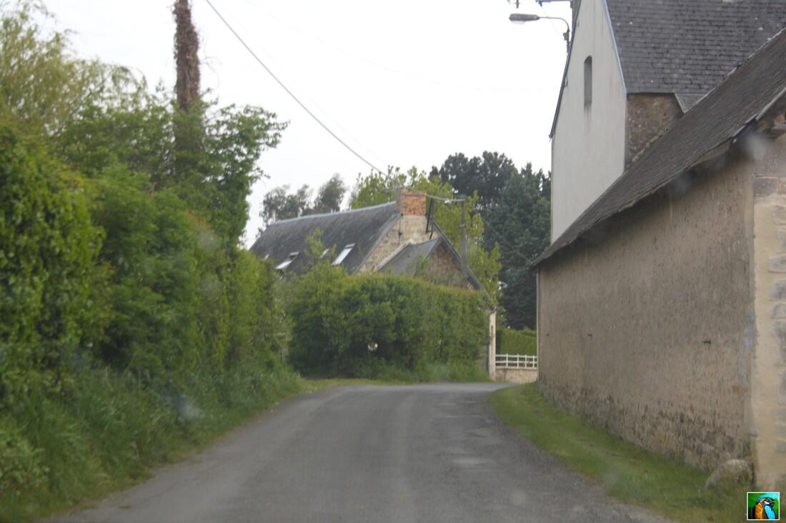 Normandie mai 2017 : Nonant