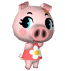 Camille animal crossing wii