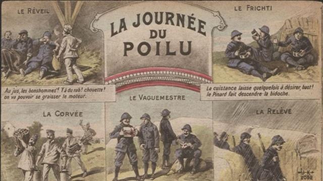 Noël 1914: le tabou des fraternisations