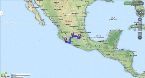 03.10.2012 - Ciudad de Mexico > Morelia > Colola