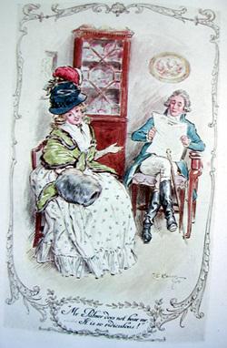 Le coeur et la raison de Jane Austen