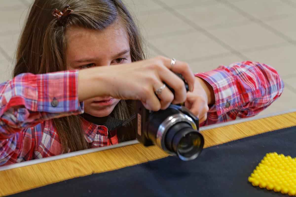 Couleurs et matières - Atelier Photographique