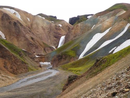 Le chemin secret vers Sveinsgil
