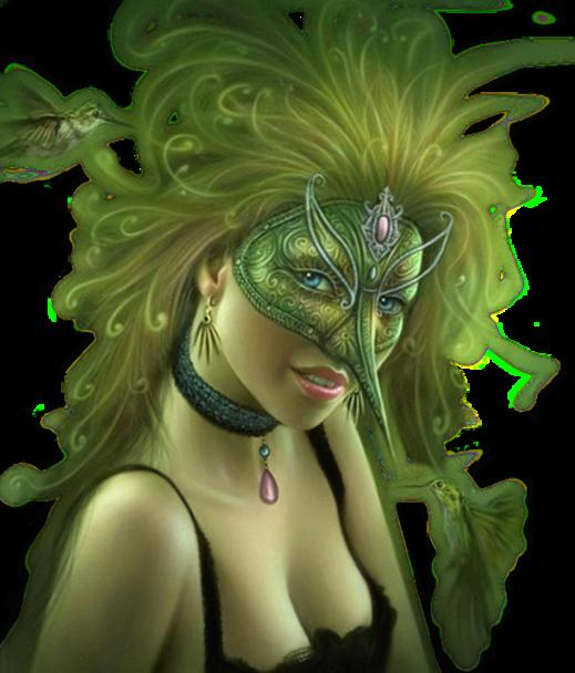 Personnages de Carnaval Série 6