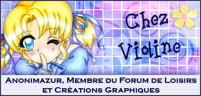 Le Forum Chez Violine Graphisme