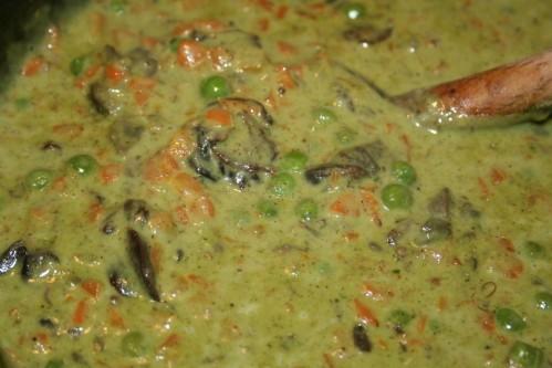 escargot du jardin sauce poul. 12 09 003