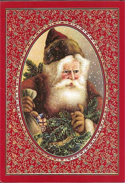 Le Père Noël c'est lui - décembre 2012