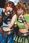 Reina Tanaka Risa Niigaki Morning Musume Concert Tour 2010 Aki ~Rival Survival~ /モーニング娘。 コンサートツアー2010秋~ライバルサバイバル~