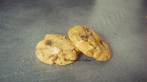 LE Cookies parfait ^^