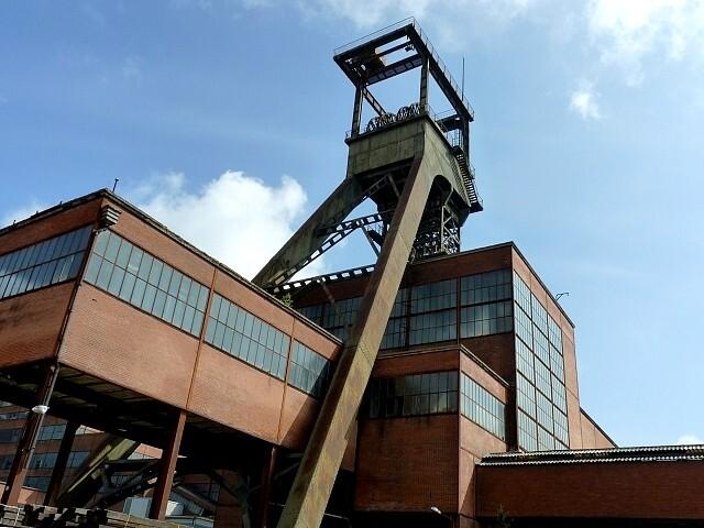 Le musée Les Mineurs Wendel 4 Marc de Metz 01 10 2012
