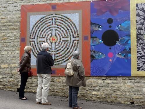 """""""Faux Airs, Faussaires"""", encore un très beau festival de curiosités à Montbard, en 2013..."""
