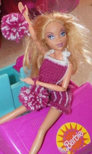 Natacha - Pom-Pom Girl