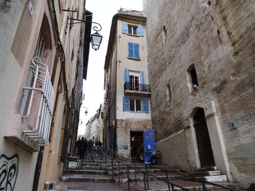 Le quartier du Panier et la Zarité à Marseille (photos)