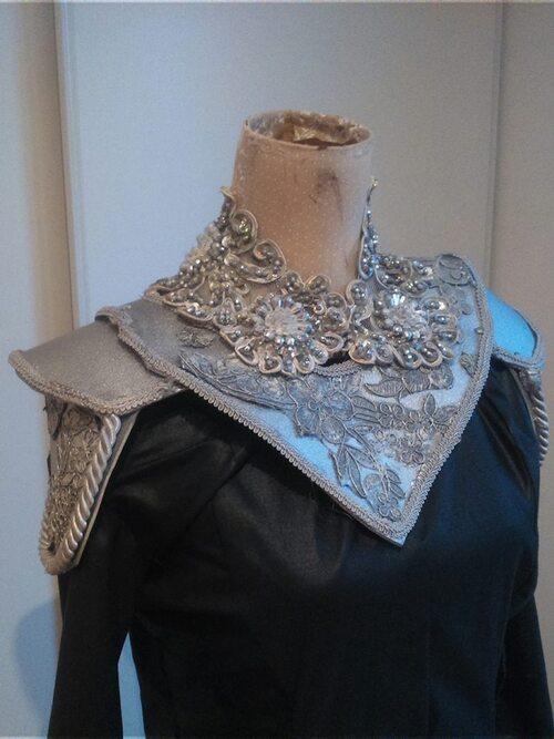 Col/épaulettes Cersei (2)