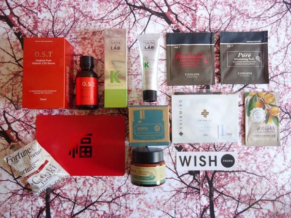 Santé, fortune et prospérité avec la Wishbox Wishtrend !
