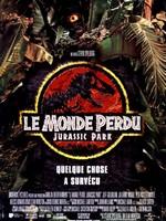 Le Monde Perdu Jurassic Park affiche