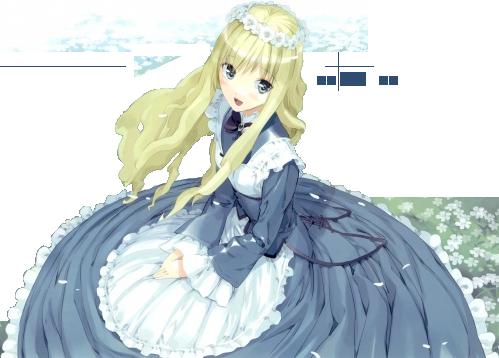 Render Filles/Femmes - Renders Alice Wonderland sourire blonde yeux bleus