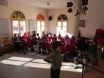 La classe de CM1 à Burlats jeudi 12 décembre