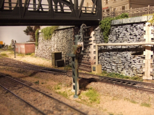 Abords de la gare de Dombales en Argonne