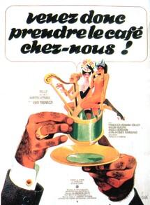 VENEZ DONC PRENDRE LE CAFE CHEZ NOUS  BOX OFFICE FRANCE 1971
