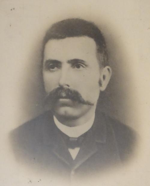 Louis Antoine - Le Père (7 juin 1846 - 25 juin 1912)