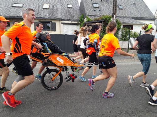 Foulées des coteaux du Gesvres - 27ème édition - course à pied