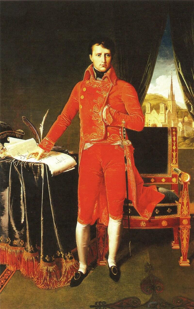 Ingres (1780_1867) :la permanence classique