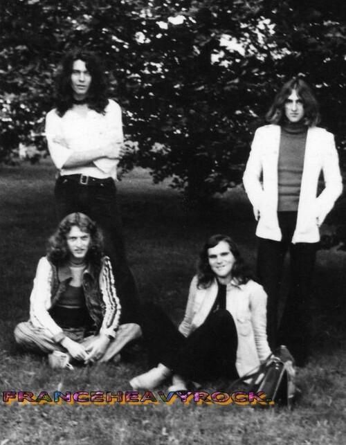 HOPEFUL (1969-1973)