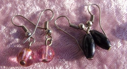 Exposition de mes bijoux à la guinguette de Rochecorbon