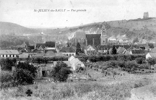 St Julien du Sault  ( 89 )