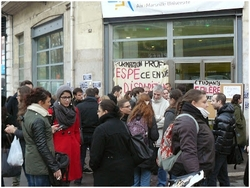 - Victoire pour les étudiants de l'ESPE Aix Marseille