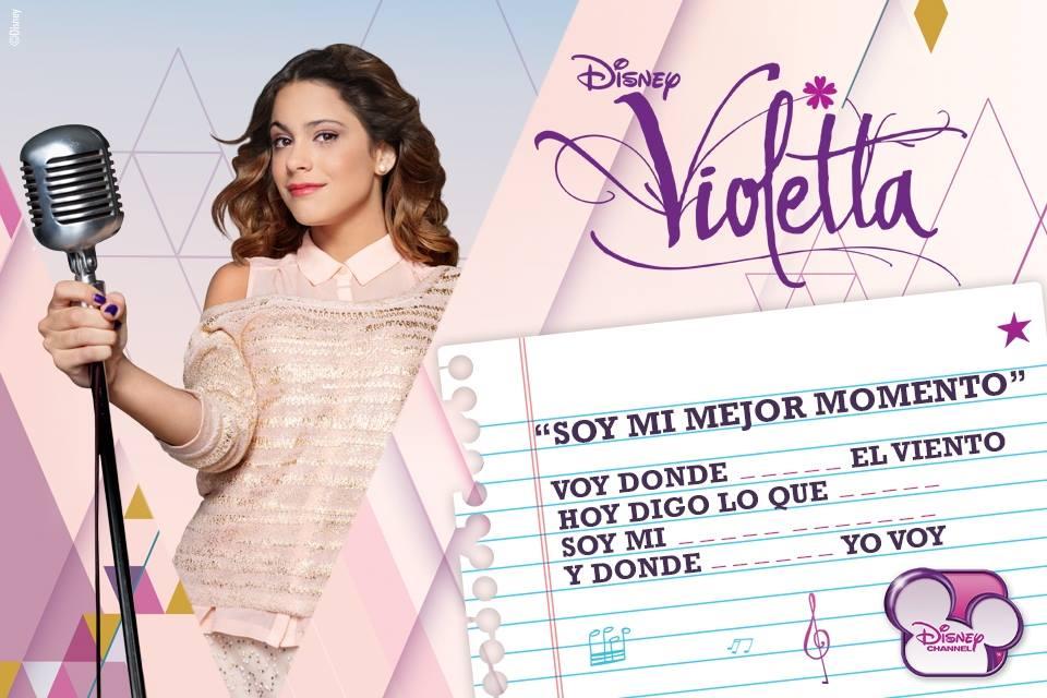 ♫Jeux Violetta!!♪