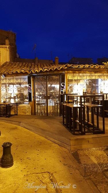 Corse : Porto Vecchio, la nuit