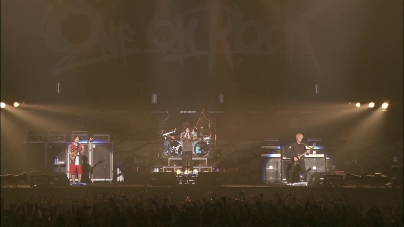 One Ok Rock - Yokohama spécial final, 2012 - vostfr [Concert]
