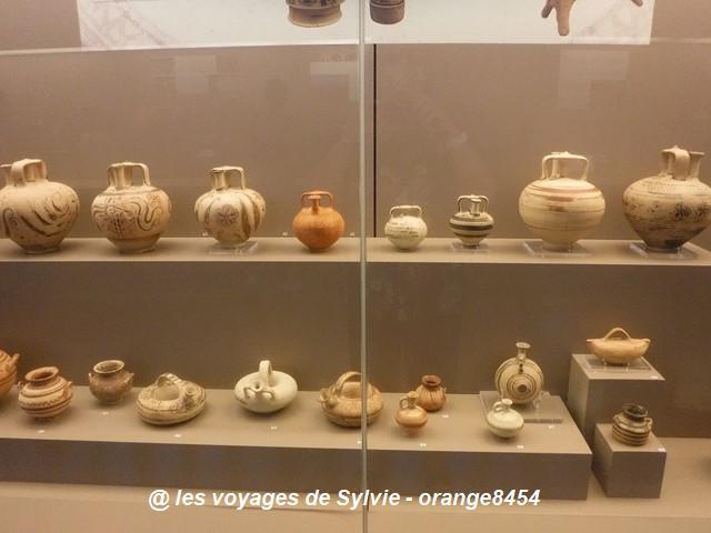 site archéologique de brauron - musée - Vravrona grèce