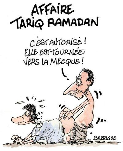 Le méli mélo du samedi avec Tariq Ramadan et le reste.